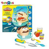 送小孩聖誕禮物到玩具反斗城 培樂多 新天才小牙醫黏土組  益智聖誕禮物