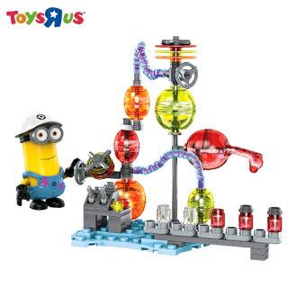 MEGA BLOKS-神偷奶爸 小小兵實驗室積木組 玩具反斗城