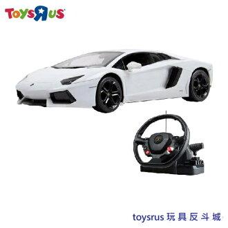 玩具反斗城 1:14 Aventador LP700 方向盤遙控車