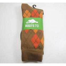 Roots 下殺冬季新品長襪 三雙裝