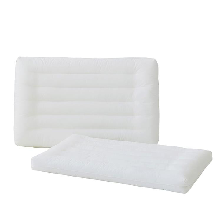 低枕頭家用超薄款枕芯矮枕單人扁平護頸椎整頭芯兒童柔軟助睡眠雙