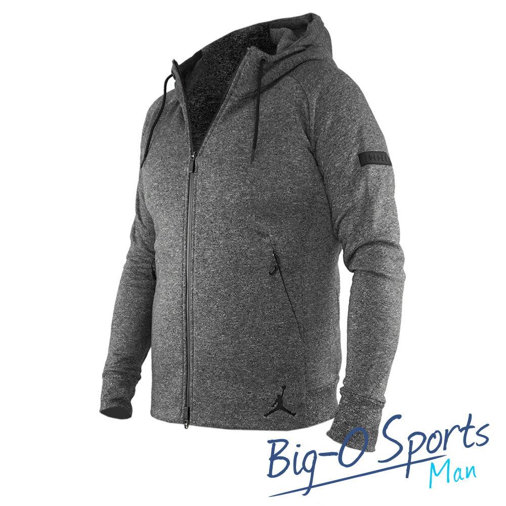 NIKE 耐吉 AS ICON FLEECE FZ HOODIE 棉質連帽外套 男 809473010 Big-O Sports