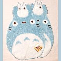 龍貓 純棉 立體方巾 毛巾 手帕 日本