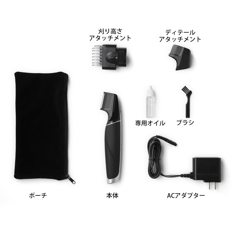 日本公司貨 國際牌 PANASONIC【ER-GD60】刮鬍刀 修鬍刀 鬍鬚修剪器 國際電壓 4