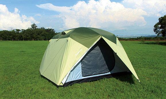 野樂闔家歡六人帳,大角度帳篷桿 室內空間更寬廣 ARC-641 野樂 Camping Ace