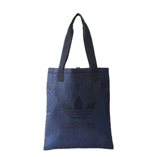Adidas I SHOPPER-EF 背包 手提包 購物 輕便 藍【運動世界】BK6993