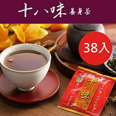 十八味涼茶茶包(38入/包)