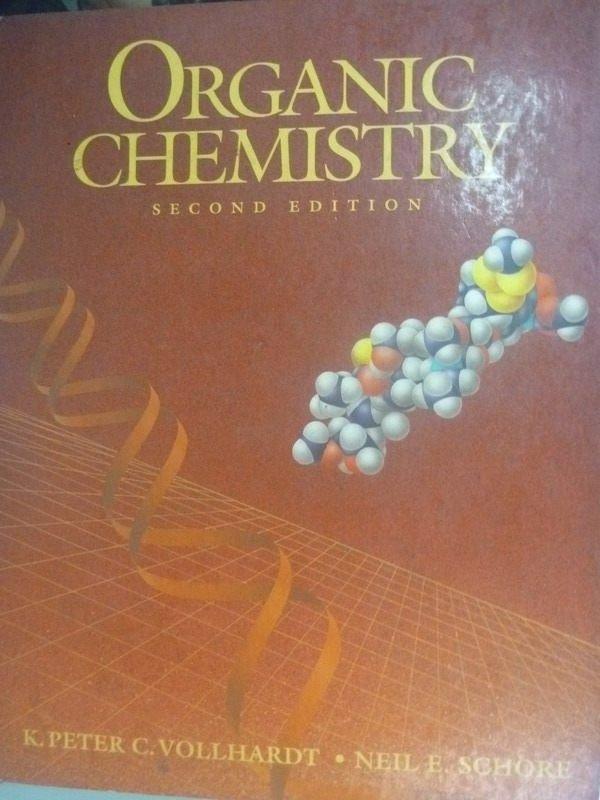 ~書寶 書T5/大學理工醫_QIT~Organic chemistry2  e