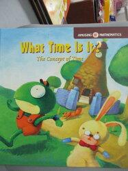 【書寶二手書T6/少年童書_XFQ】What Time Is It?_G.O.B