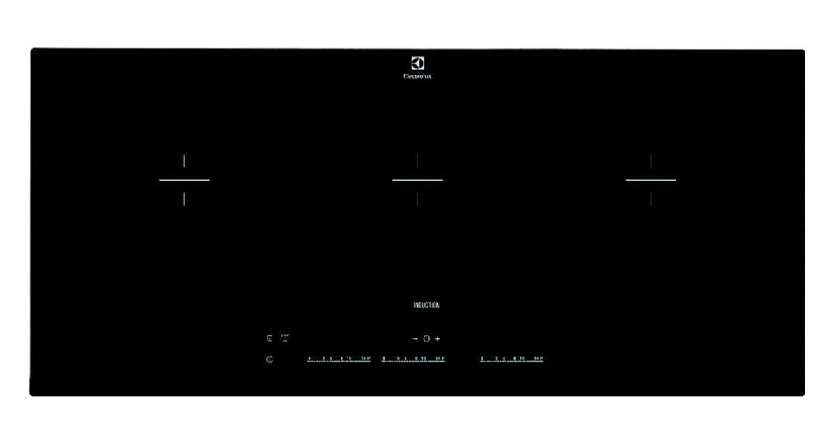 108/12/31前贈烤架 或 中式炒鍋二選一 Electrolux 瑞典 伊萊克斯 EHL9530FOK 三口感應爐