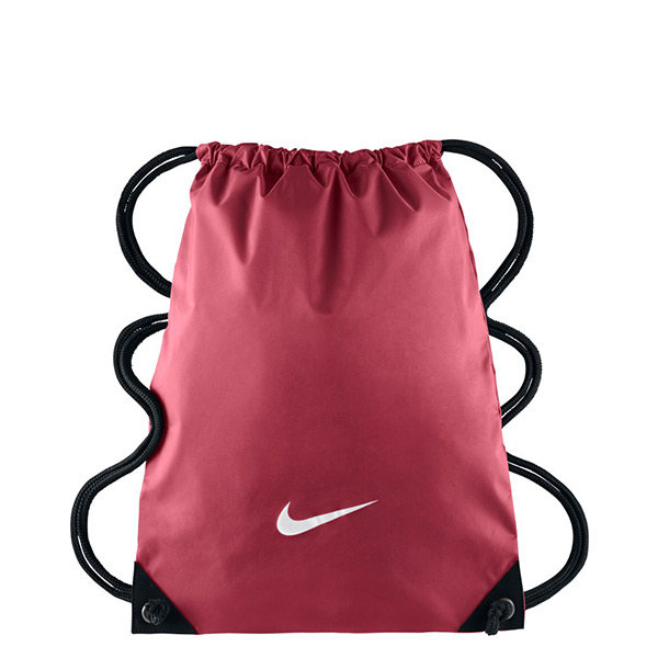 【EST S】Nike Swoosh Backpack BA2735-606 束口袋 後背包 桃紅 H0125