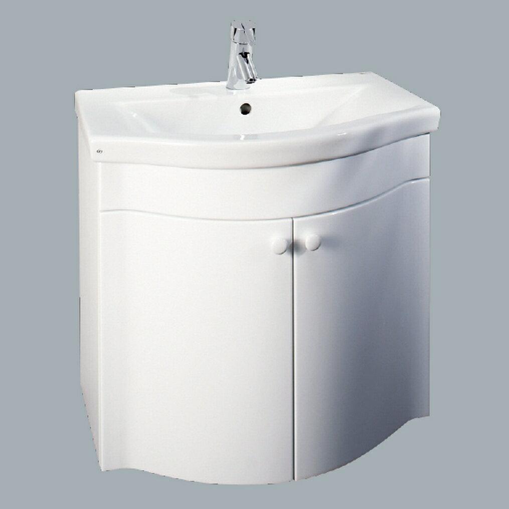 HCG臉盆浴櫃/不含水龍頭/L131SAdb+LCR131B
