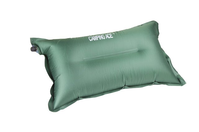 野樂 ARC~220R 超輕自動充氣枕頭 可調整枕頭高度 可當背部靠墊 充氣枕 枕頭