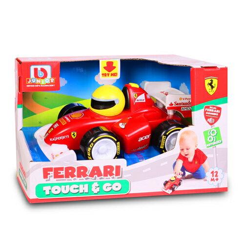 法拉利電動小跑車-F2012/ FERRARI TOUCH & GO- F2012/ 嬰幼兒玩具/ 伯寶行