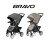 義大利【Chicco】Bravo 極致完美手推車限定版(可加購汽車安全座椅) 0