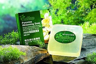 柚花淨白潔膚皂100g,原價100元特價80元
