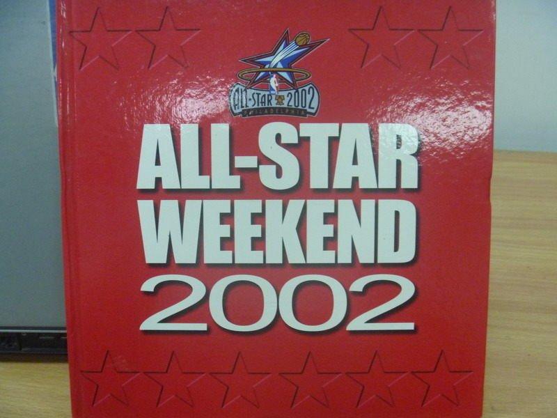 【書寶二手書T2/寫真集_PAD】All-Star Weekend 2002
