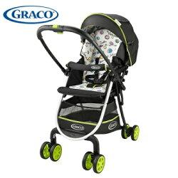 【店長推薦款】買就送免水洗清潔劑 Graco 輕量雙向手推車( CitiLite R UP 水果軟糖GN )
