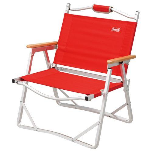 Coleman 美國   輕薄折疊椅-黃、天空藍、紅 三色 摺疊椅 露營椅 休閒椅 彈性椅 導演椅   秀山莊(CM-F508,CM-F509,CM-7670)