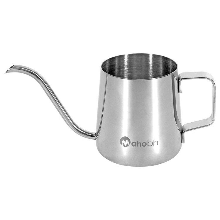 Mahobin魔法瓶 304不鏽鋼耳掛式咖啡手沖壺細嘴壺350ml【比漾廣場】