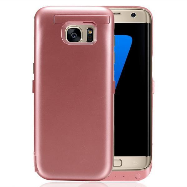 Phone External Battery Power Backup Case Charger Bank for Samsung Galaxy S7 Edege 3