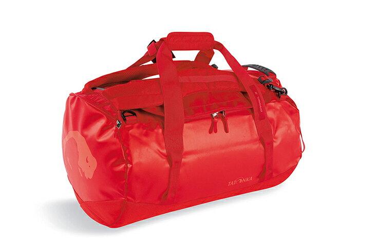 【Tatonka】Barrel S 45公升 兩用耐磨裝備袋 TTK1951 紅色 Travellight旅形
