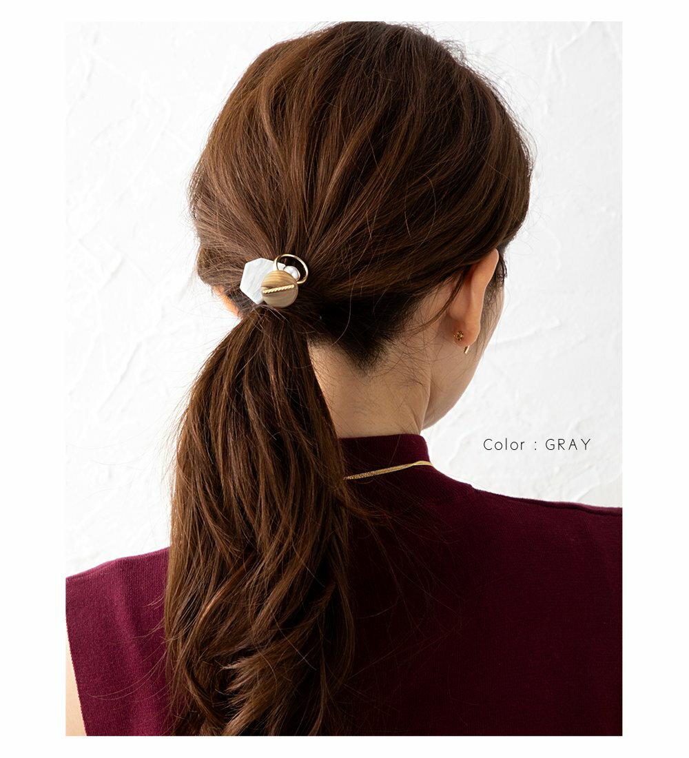 日本CREAM DOT  /  可愛幾何髮叉 髮簪  /  a03657  /  日本必買 日本樂天直送(1298) 5