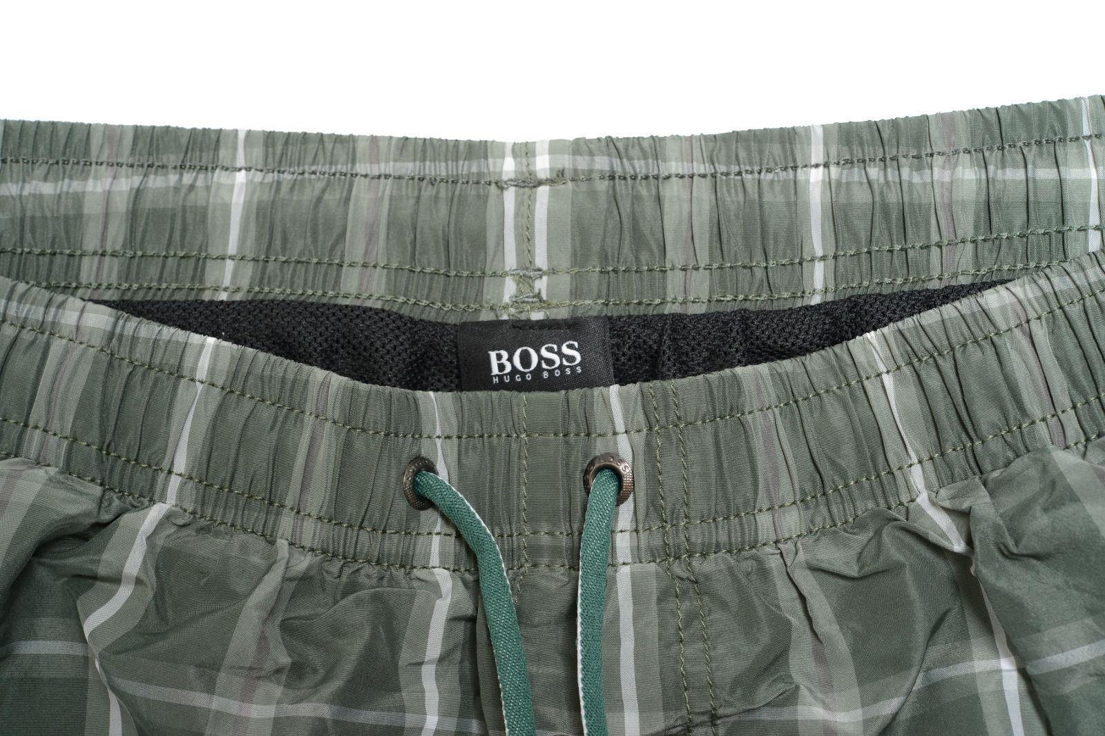 Hugo Boss Mens Ahglefish Multi-Color Swim Board Shorts US M IT 50