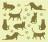日本金澤 金箔 蒔繪 貼紙   金貓貓 日本直送 0