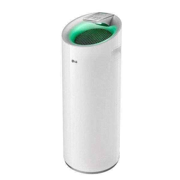 【新风尚潮流】 LG 生活家电 空气清净机 Wi-Fi远控版 适用13坪 最小 PM 1.0 AS401WWJ1