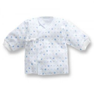 『121婦嬰用品館』KUKU 束口紗布肚衣-加大 1