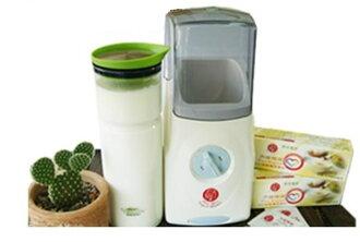 普羅拜爾 優格機X1台+優格菌粉X3盒+優水瓶X1個