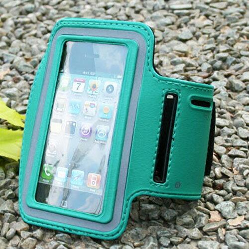3.5吋 智慧手機運動臂套 手腕套(SB012) 綠
