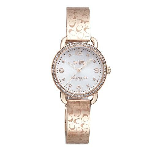 COACH漫步巴黎時尚手鐲腕錶14502355