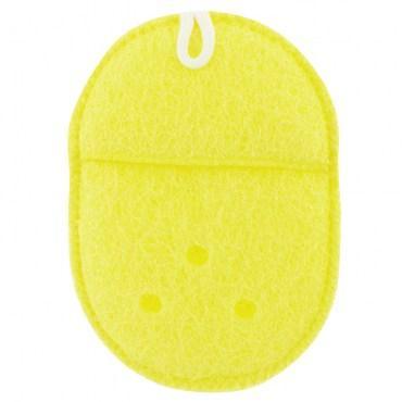 日本【AISEN】開口澡球(香皂可置入去角質)