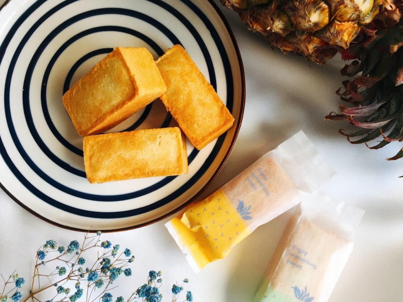 法國奶油鳳梨酥(8入) 繽紛禮盒 艾格巴特EggButter