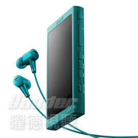 <br/><br/>  【曜德★送CKS-NWA30保護套】SONY NW-A36HN 藍 觸控螢幕 數位隨身聽 32GB 繽紛五色 ★免運 ★<br/><br/>