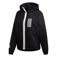 Adidas愛迪達,adidas愛迪達外套推薦到【ADIDAS】愛迪達 W WND JKT FL 女子 黑 外套 -DZ0034
