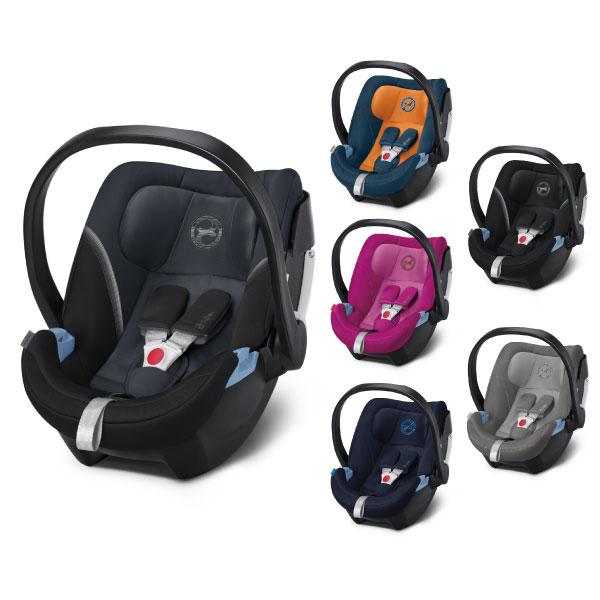 Cybex ATON 5 嬰兒提籃型安全座椅 / 嬰兒汽座(6色可選) 0