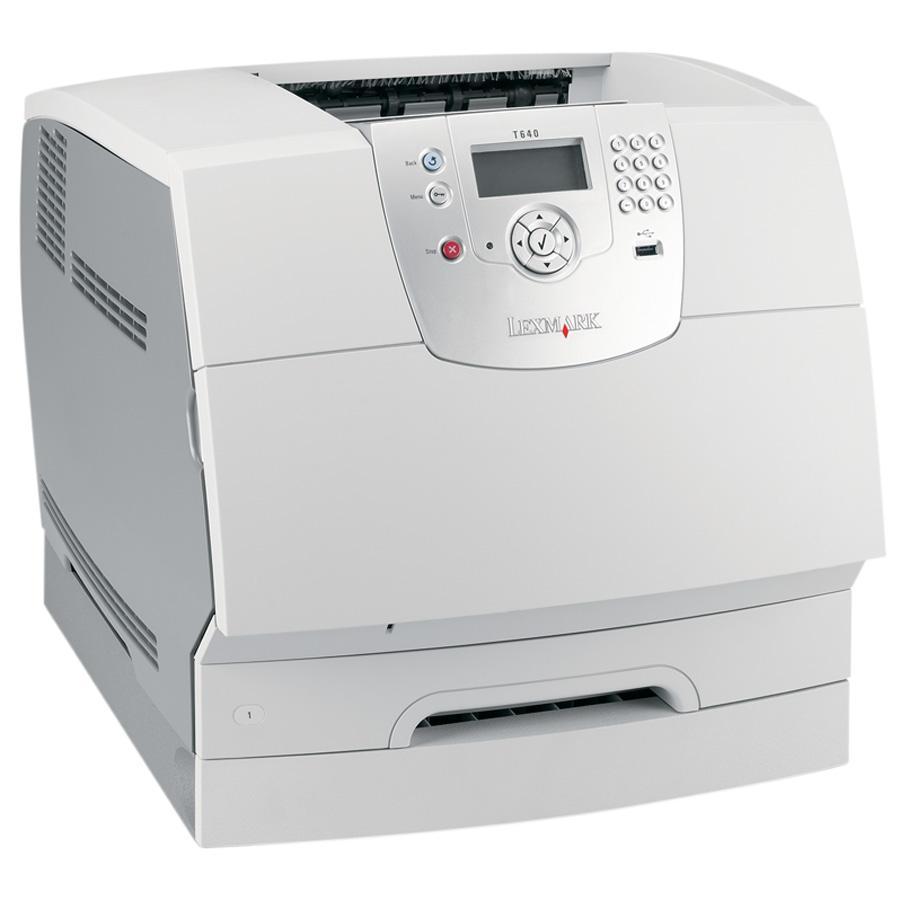 Lexmark T640 Monochrome Laser Printer - 35ppm 0