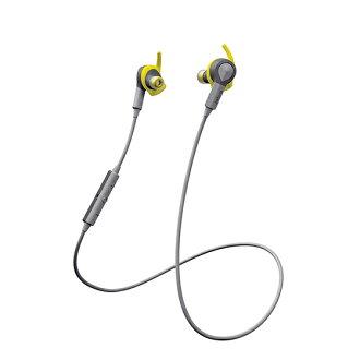 《育誠科技》『Jabra Coach Wireless 黃色』 運動偵測藍芽藍牙耳機/耳道式/另售Jabra ROX
