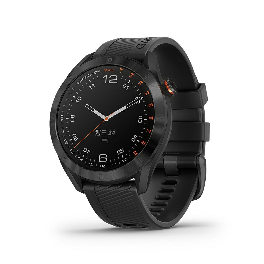 『領卷折』【免運】【H.Y SPORT】GARMIN Approach S40 GPS高爾夫腕錶  { 贈日本SASAKI運動毛巾 }  6