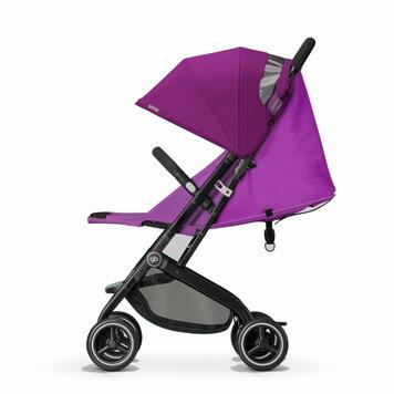 【Goodbaby】Qbit+ 嬰兒手推車(粉紫色) POSH PINK 616240012(4月初到貨) 2