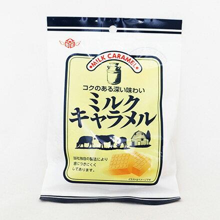 [敵富朗超市]安部製果焦糖牛奶糖(80g) - 限時優惠好康折扣