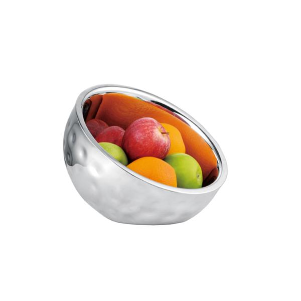Bling Bling 時尚造型果盆餐缽-高爾夫球紋(可斜放)