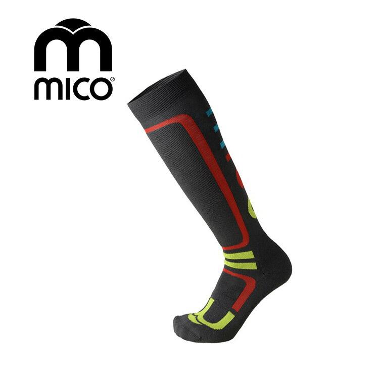 mico 美麗諾羊毛滑雪襪CA0141  /  城市綠洲 0