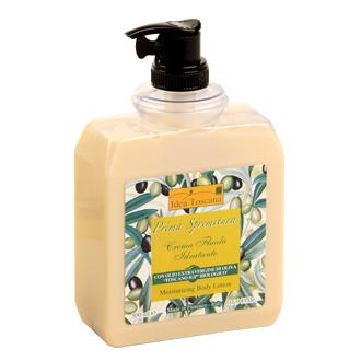 義大利【Idea Toscana】托斯卡納橄欖柔膚乳液《寶貝媽咪最愛》全館消費滿1500元贈50ml沐浴精
