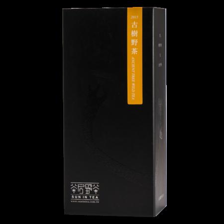 [ 茶房野茶]  2015古樹野茶 手採野生茶 喬木大葉種茶 八百年野生古茶樹 散裝茶葉 無農藥及化肥 自然爽口 茶葉送禮