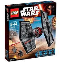 星際大戰 LEGO樂高積木推薦到樂高積木LEGO《 LT75101 》STAR WARS™ 星際大戰系列 - First Order Special Forces TIE fighter™就在東喬精品百貨商城推薦星際大戰 LEGO樂高積木