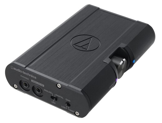 <br/><br/>  ATH 鐵三角 AT-PHA100 攜帶式耳機擴大機 支援DSD<br/><br/>